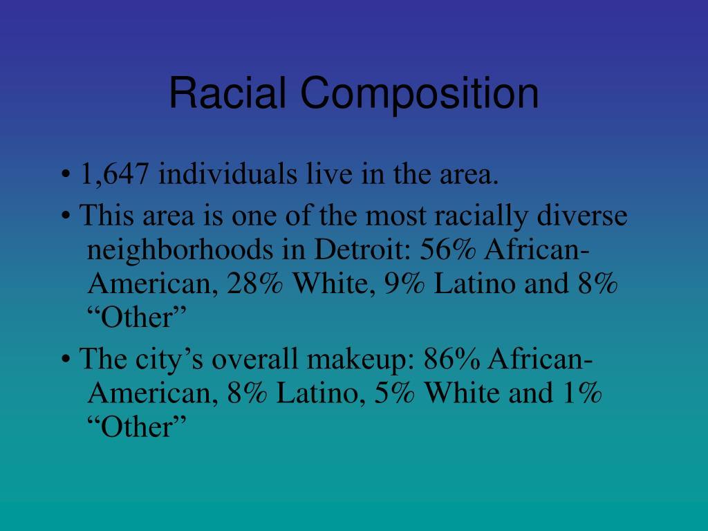 Racial Composition
