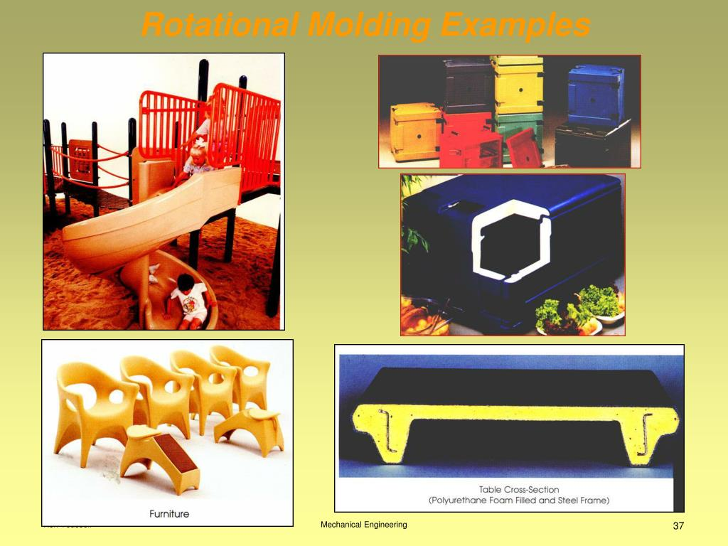 Rotational Molding Examples
