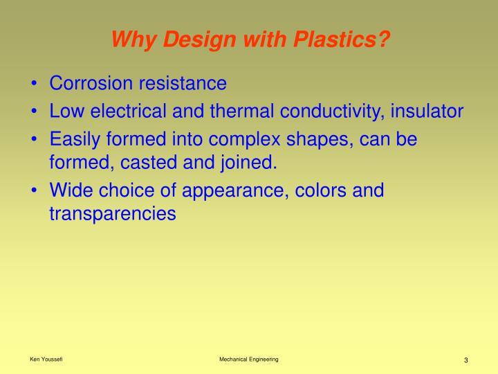Why design with plastics3