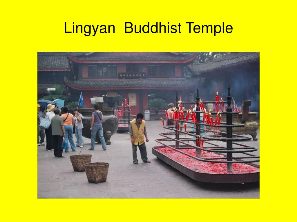 Lingyan  Buddhist Temple
