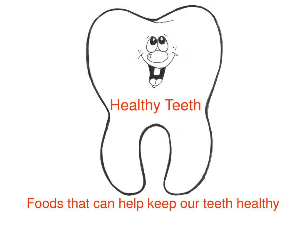 healthy teeth l.