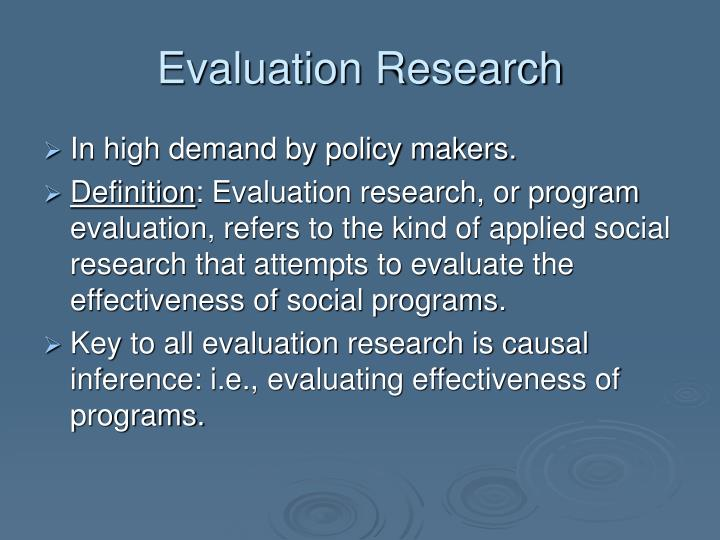 what is social research definition