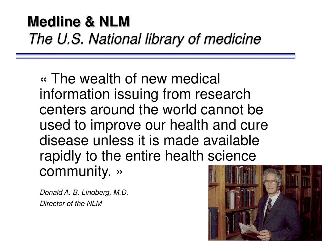 Medline & NLM