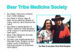 bear tribe medicine society