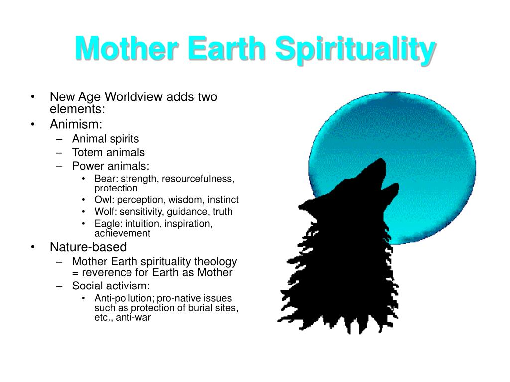 mother earth spirituality l.