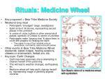 rituals medicine wheel