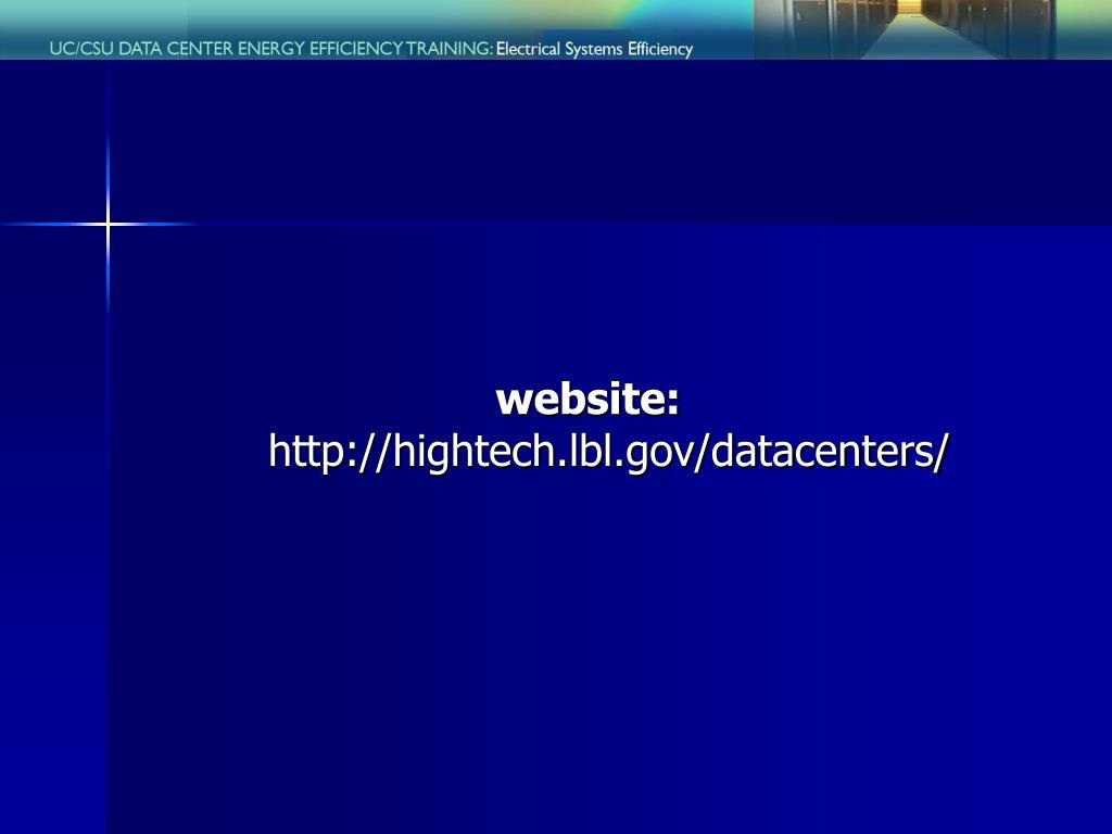 website: