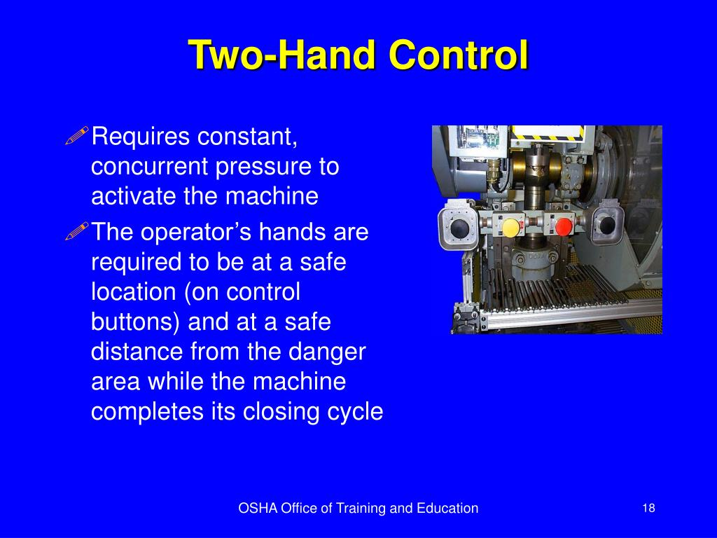 Two-Hand Control