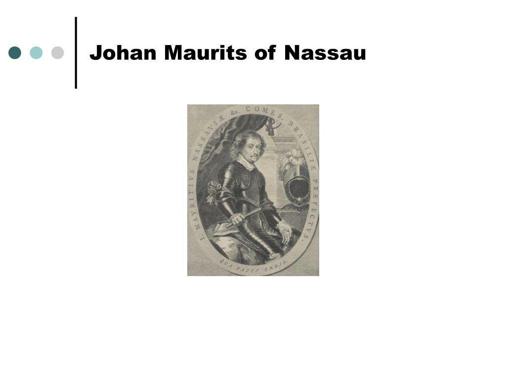 Johan Maurits of Nassau