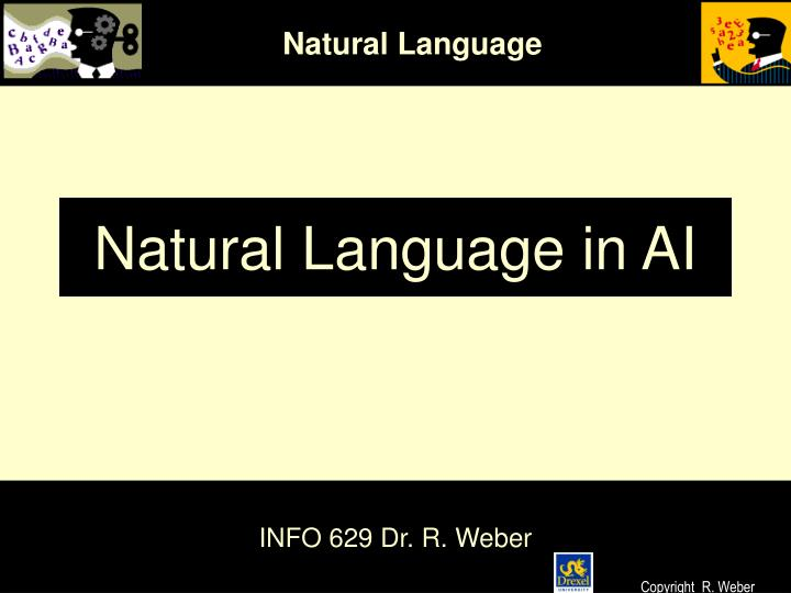 natural language in ai n.