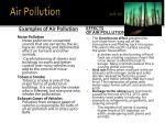 air pollution acid rain