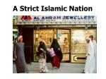 a strict islamic nation