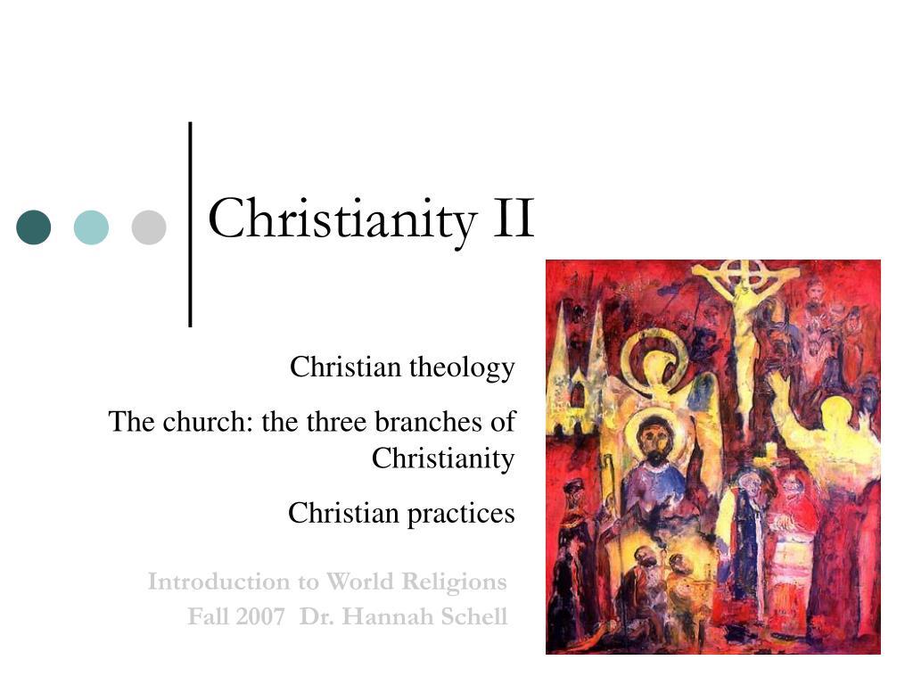 christianity ii l.
