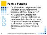 faith funding47