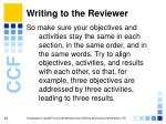 writing to the reviewer26