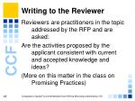 writing to the reviewer28