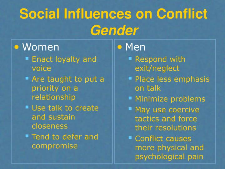 social influences