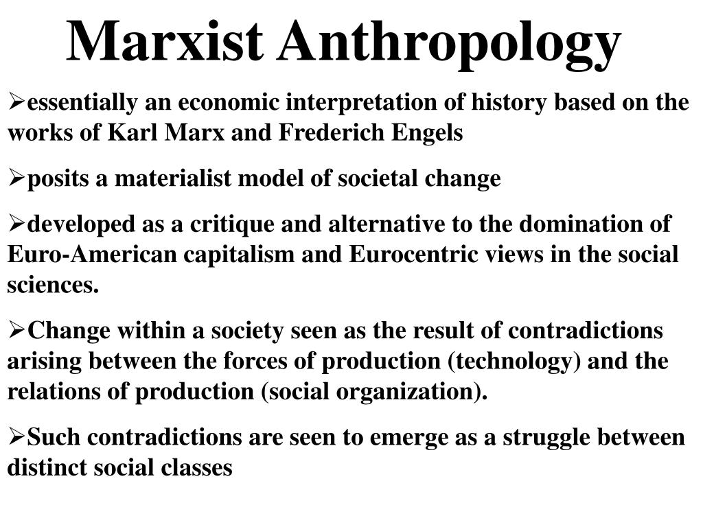 marxism and class gender and race