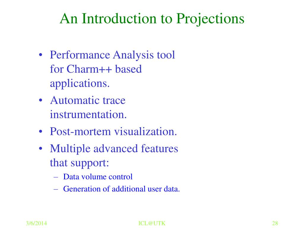An Introduction to Projections