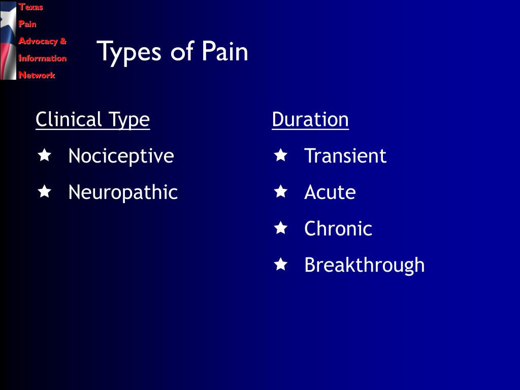 Clinical Type