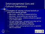 interconceptional care and cultural competency4