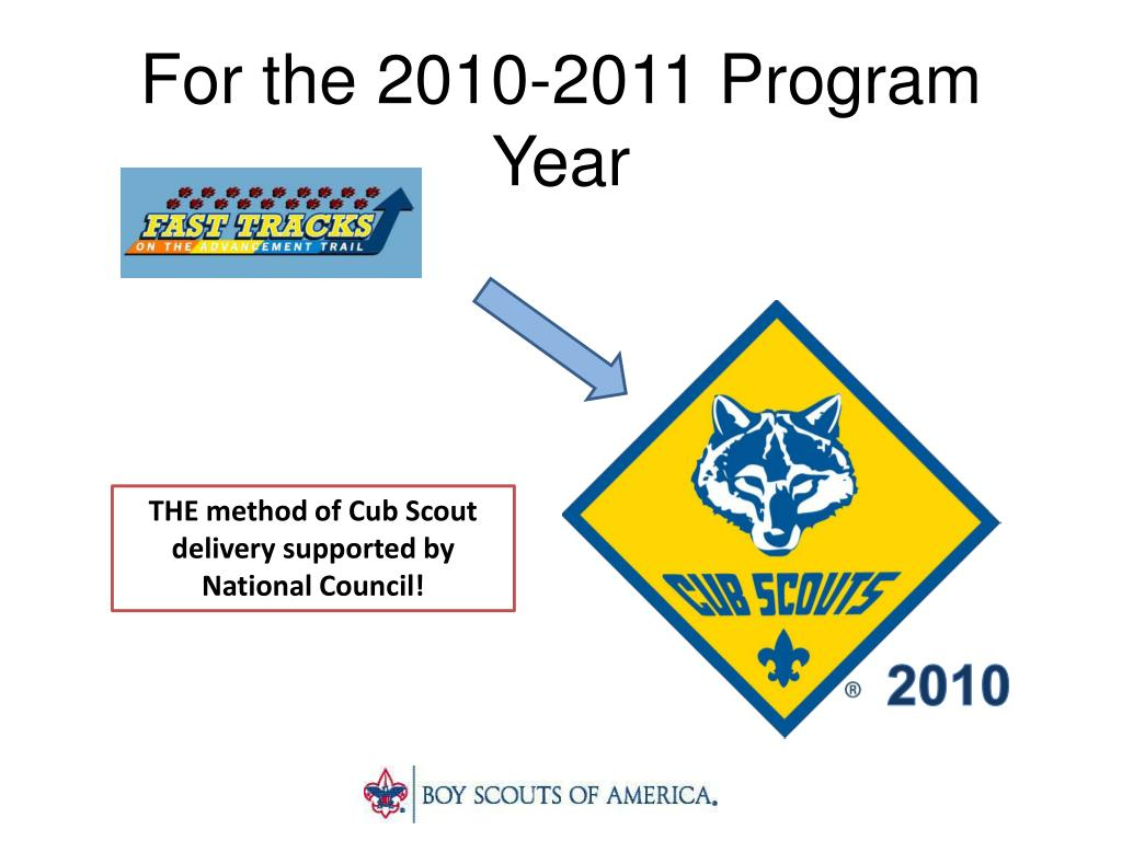 For the 2010-2011 Program Year