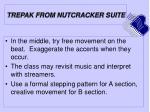 trepak from nutcracker suite