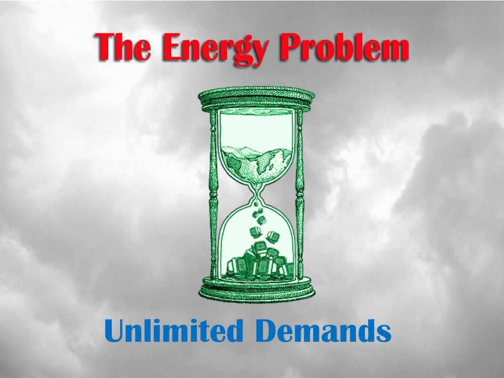 Unlimited Demands
