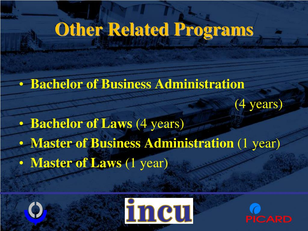 Other Related Programs