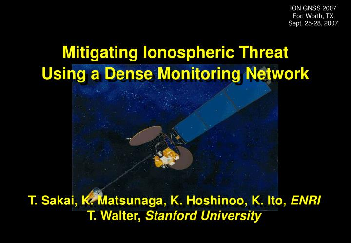 ION GNSS 2007