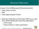 electronic publications