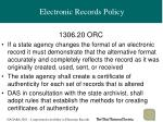 electronic records policy10