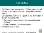 obes e mail