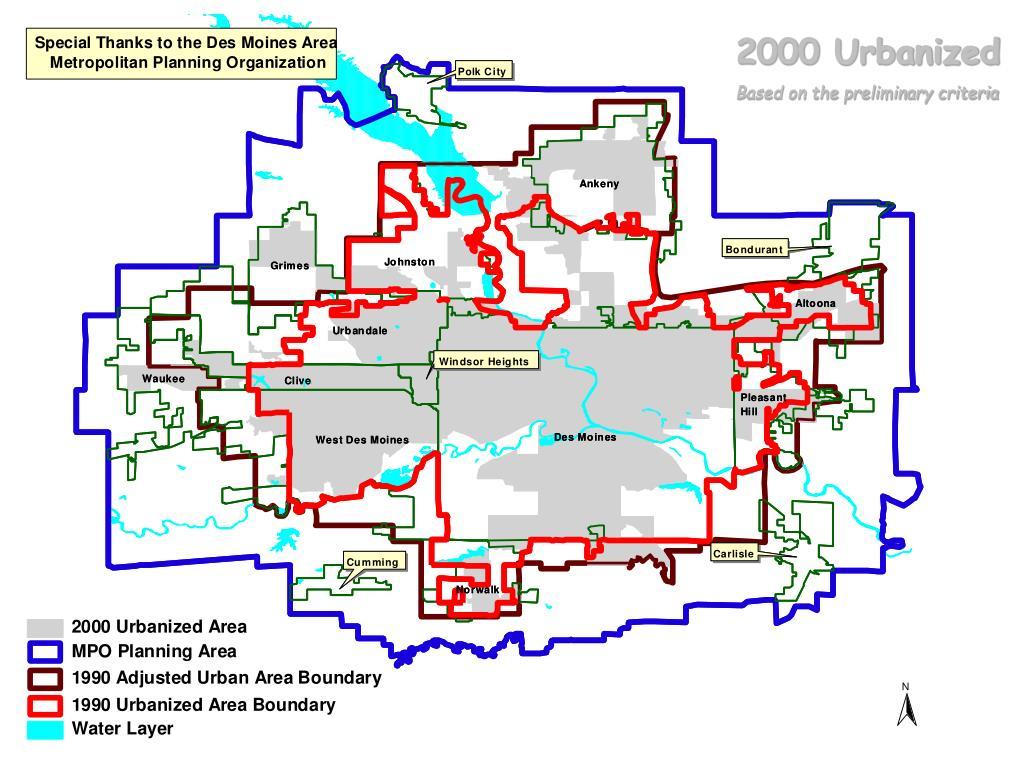 2000 Urbanized