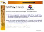 united way of america