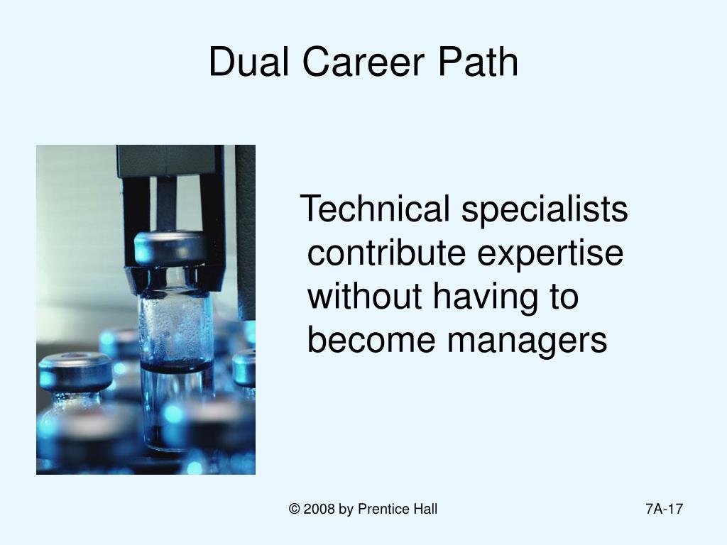 Dual Career Path
