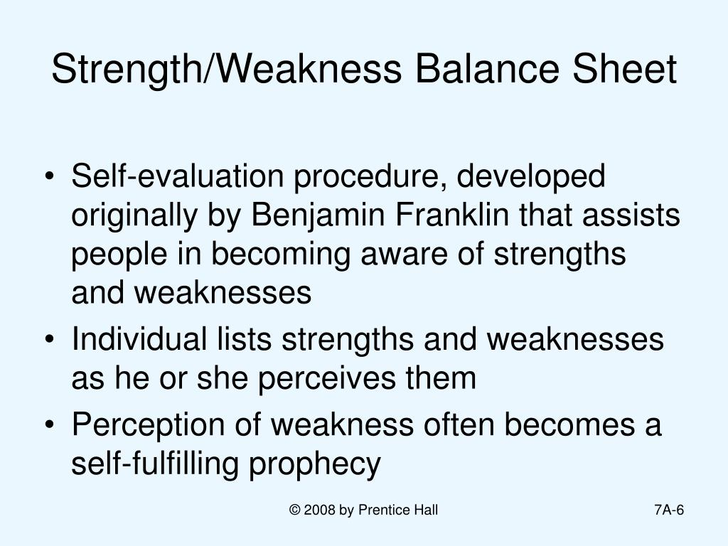 weaknesses of human resource frame