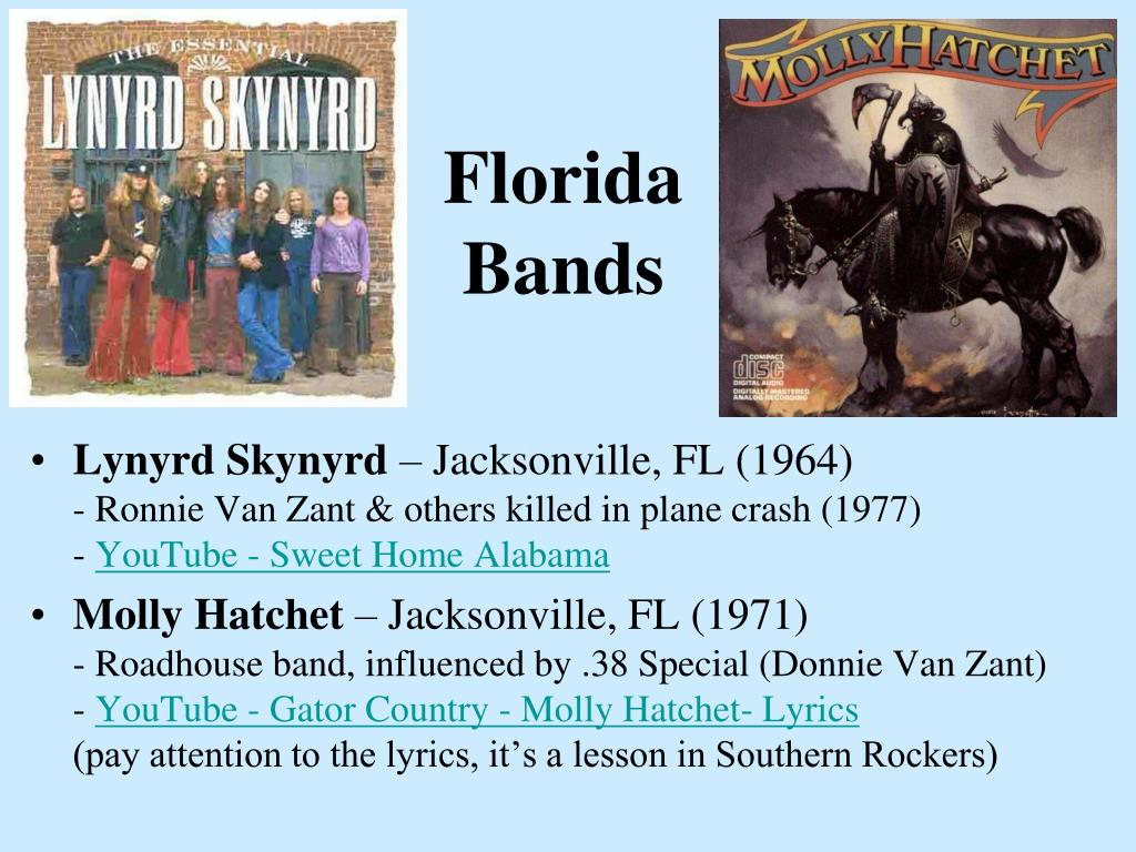 Florida Bands