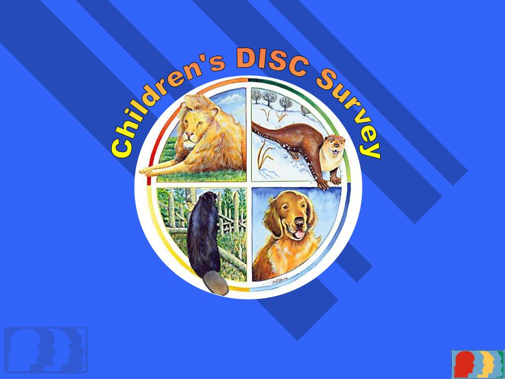 Children's DISC Survey
