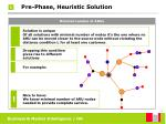 pre phase heuristic solution28