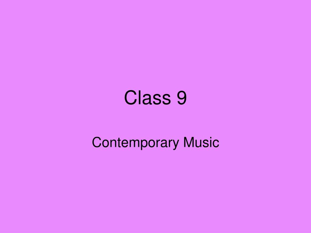 class 9 l.