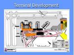 terminal development