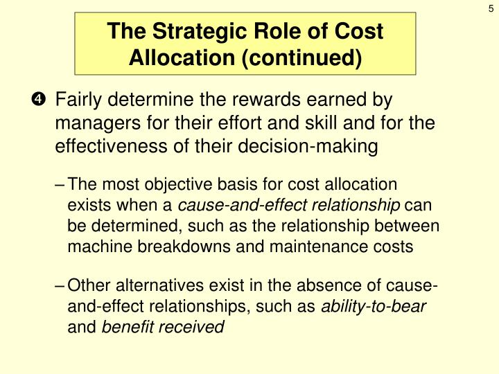 a reward allocation decision The question of reward allocation has been investigated by a number of social psychologists, and the literature has documented the influence of a variety of factors on a person's allocation decision, including the relationship between.