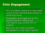 civic engagement35