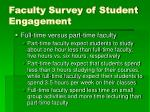 faculty survey of student engagement52