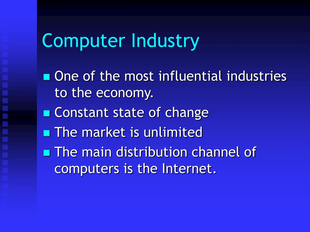 computer industry l.