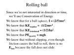 rolling ball42