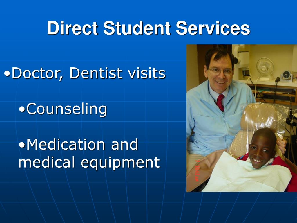 Direct Student Services