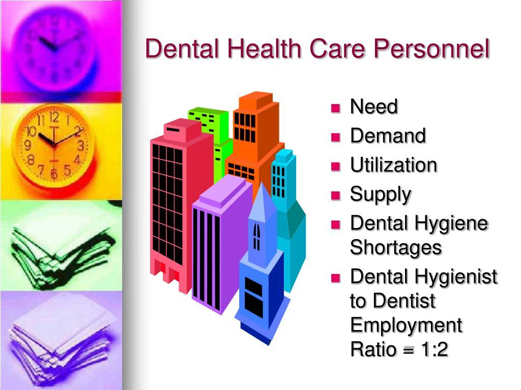 Dental Health Care Personnel