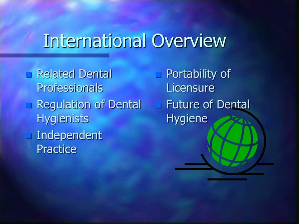 Related Dental Professionals